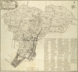 An Actual Survey of the Parish of St. Leonard, in Shoreditch, Middlesex, taken in the Year 1746
